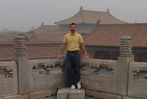 Forbidden City, Beijing China 2005