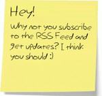 Creative RSS - Text