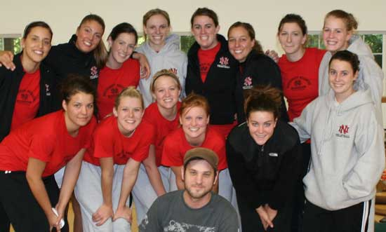 NNU Volleyball