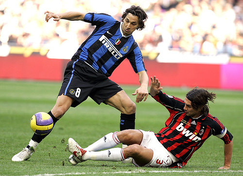 Paolo Maldini, maybe the best defender in football history