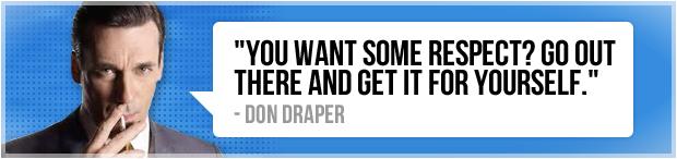 Don Draper Quote