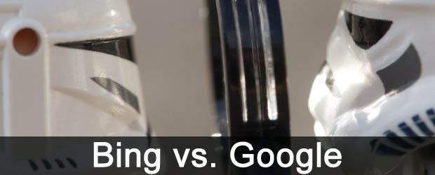 Bing vs. Google