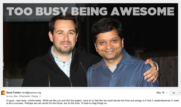 rand fishkin and dharmesh shah being awesome
