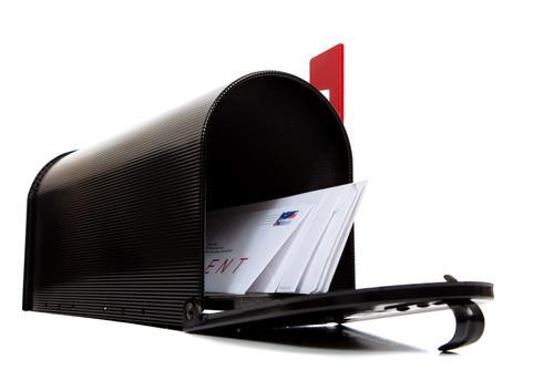 no mailing list