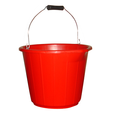An example of one of the shiny red buckets offered by the site owners in our pagination example.