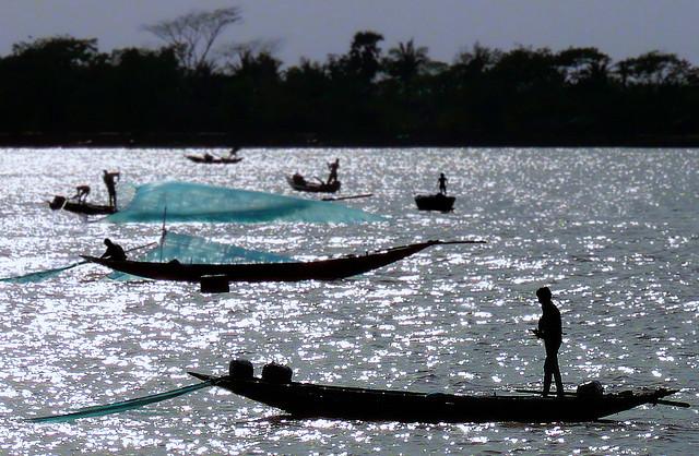 fishingin Bangladesh
