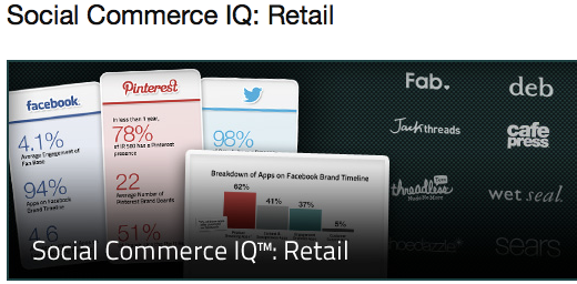 Social Commerce IQ