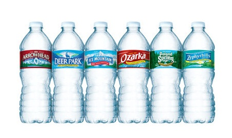 Water Brands That Start With M Water bottle b.