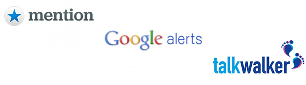 Google Alerts VS Mention VS Talkwalker