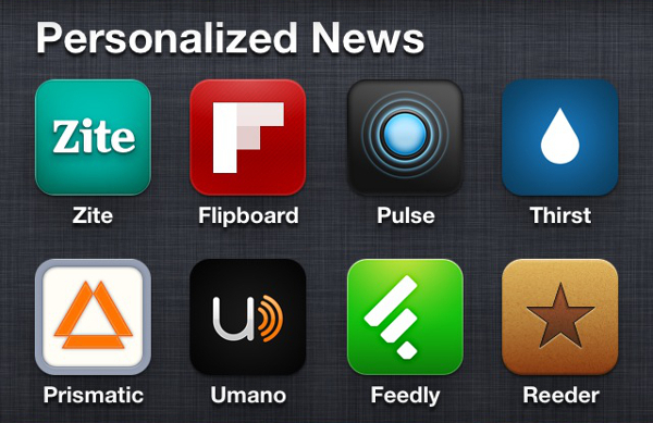 Personalized News Readers / Social News Readers