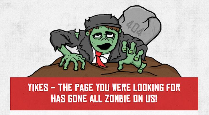 404 Zombies