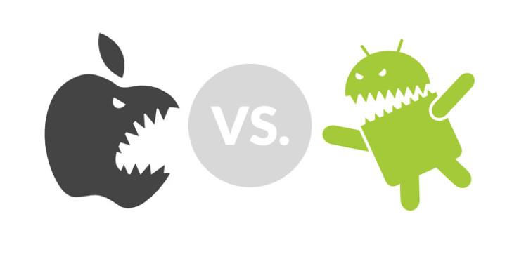 Apple App Store vs. Google Play