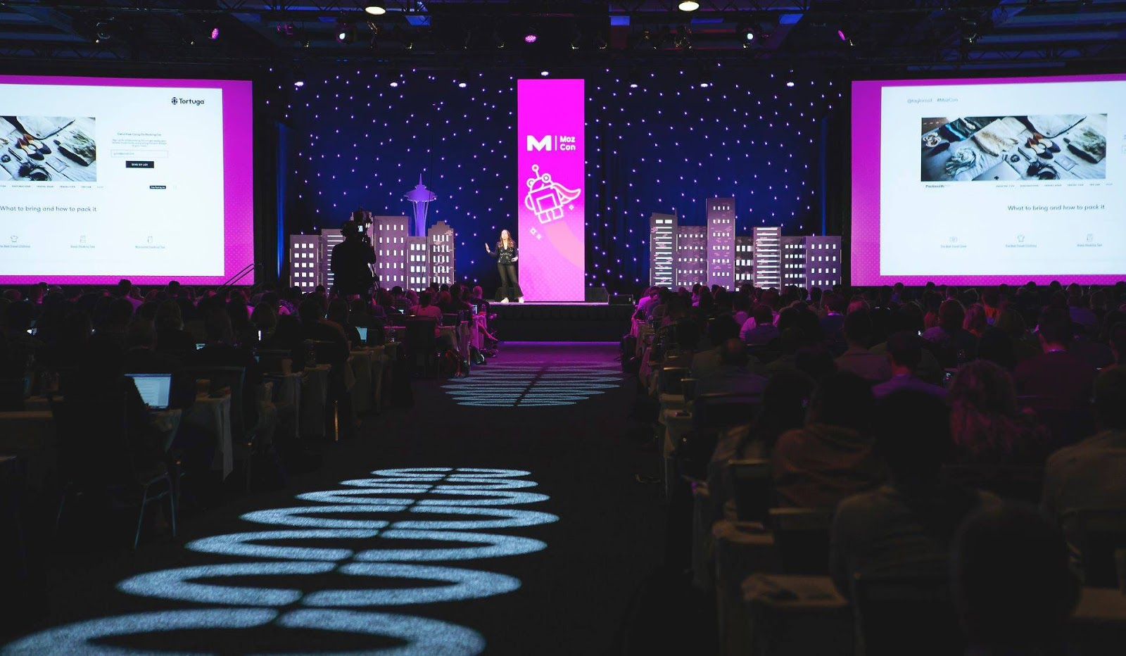 , Step into the Spotlight as a Community Speaker at MozCon 2019