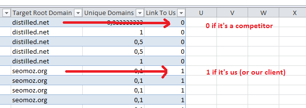 Excel - Link To Us formula