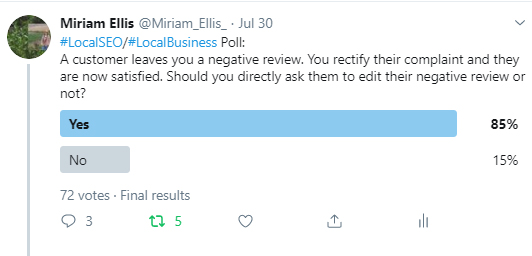 How to Get a Customer to Edit Their Negative Review 7