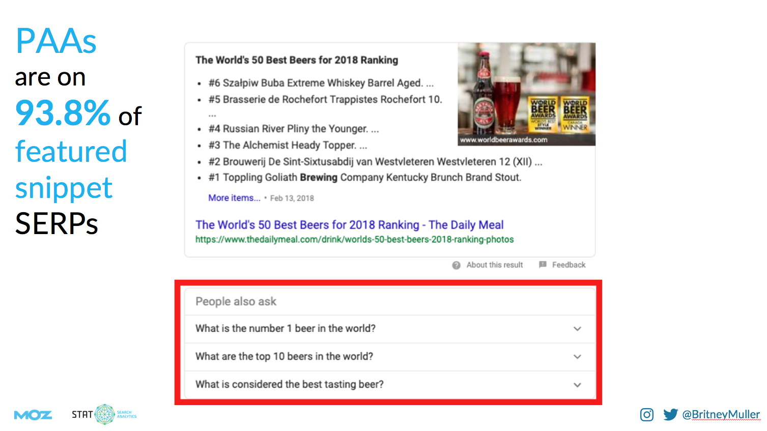 The Featured Snippet Cheat Sheet and Q&A 3