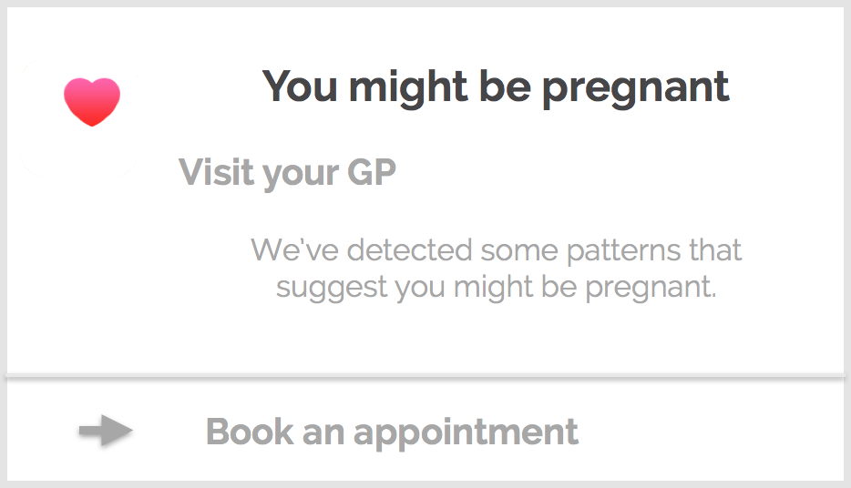 pregnancy diagnosis google