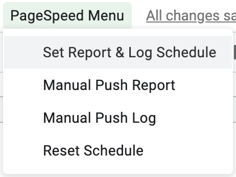 How to Automate Pagespeed Insights For Multiple URLs using Google Sheets 9