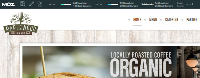 Restaurant Local SEO: The Google Characteristics of America's Top-Ranked Eateries 11