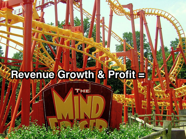 The Mind Eraser for Executives: Revenue and Profit