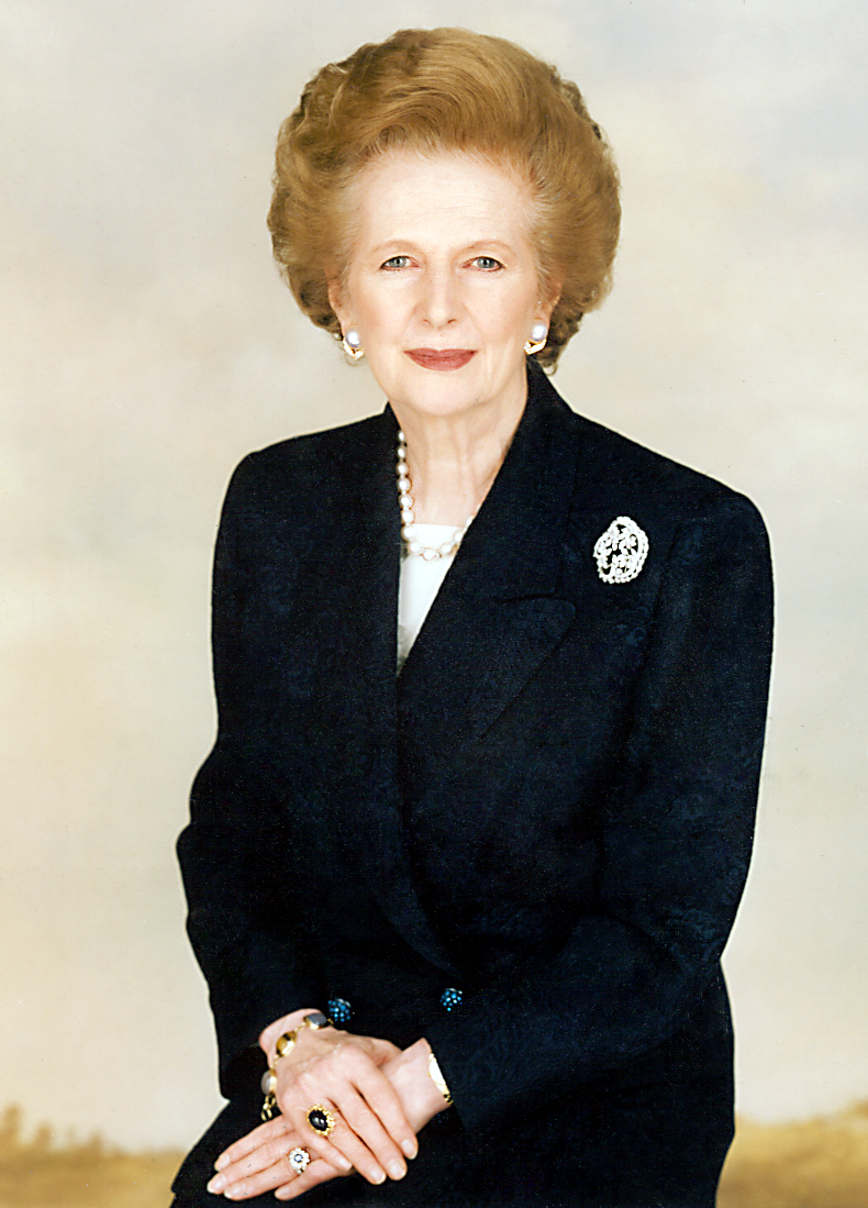 Margaret Thatcher and community