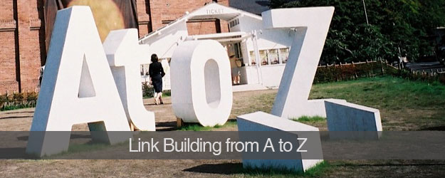 Link Building from A to Z