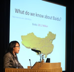 Ching-Yun Huang, Optimising for Baidu, ISS London 2009