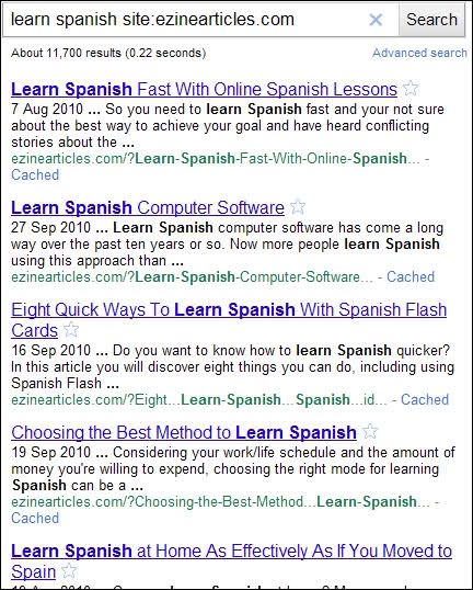 learn-spanish-google-results
