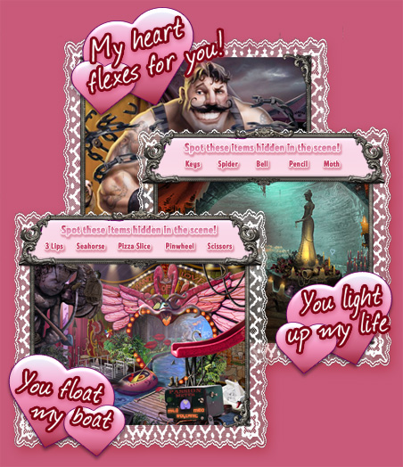 Big Fish Games Valentine's Day Promotion