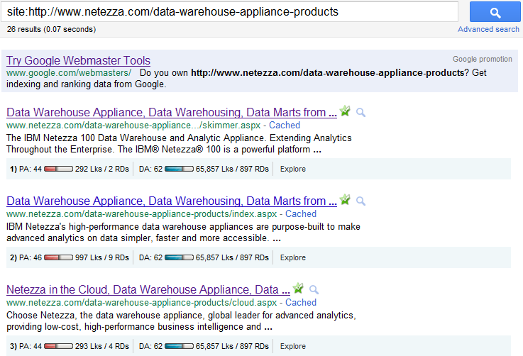 solving new content indexation issues for large websites youmoz moz