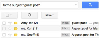 Find Emails That Got a Reply