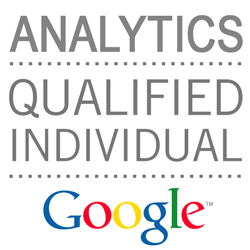 Image result for google analytics certification badge