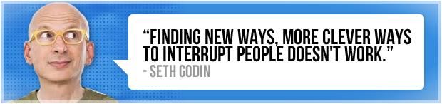Seth Godin Quote