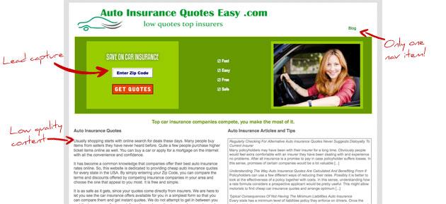 AutoInsuranceQuotesEasy.com