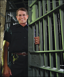 Matt Cutts Prison Guard