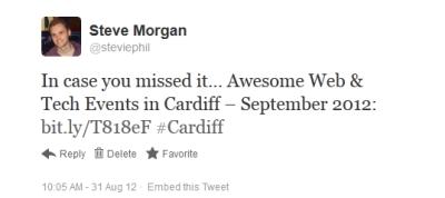 OP3 tweet screenshot