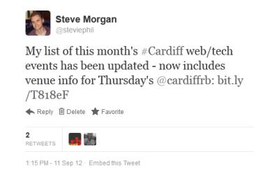 OP5 tweet screenshot
