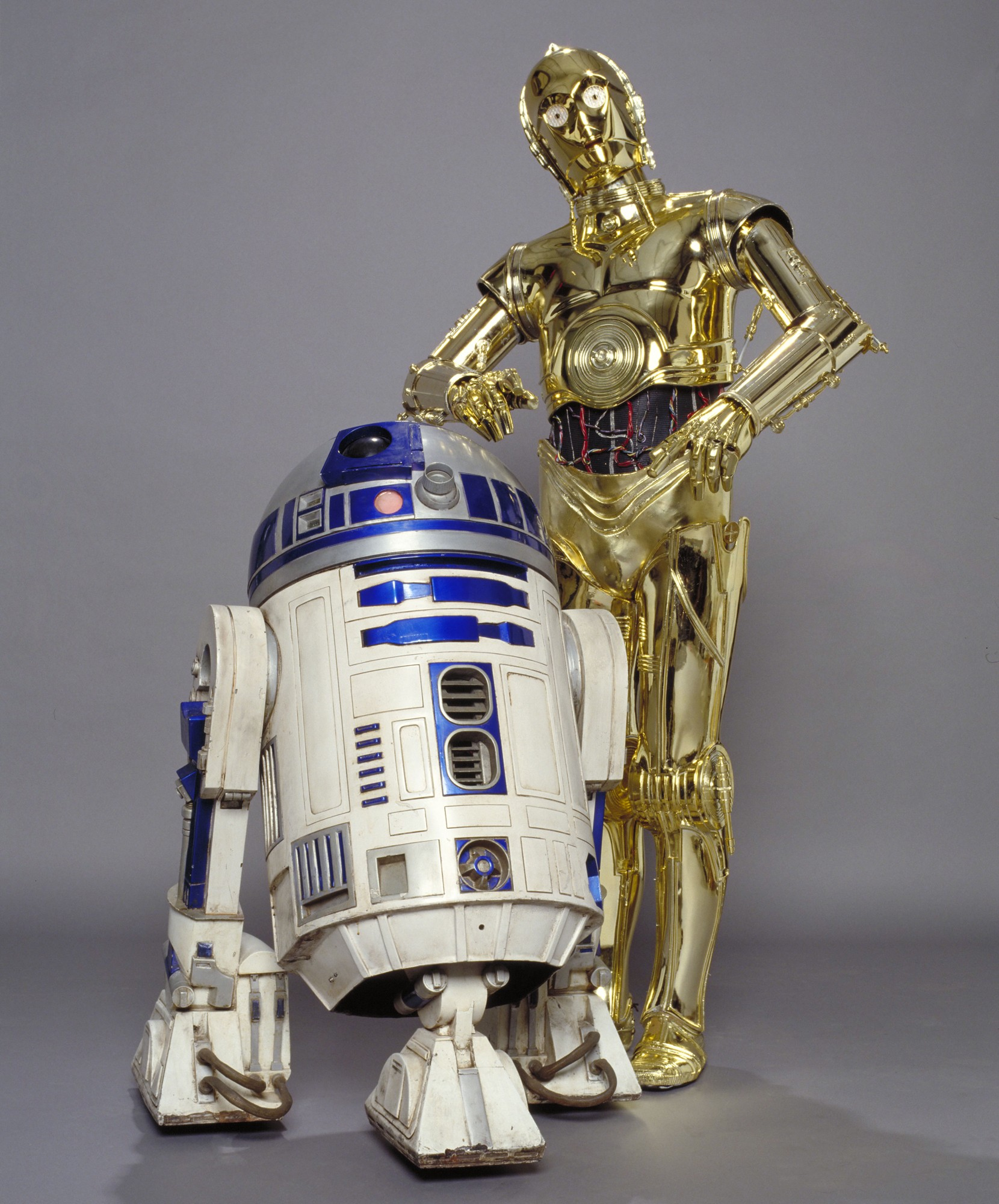 Customer Service Droids would be pretty cool, actually.