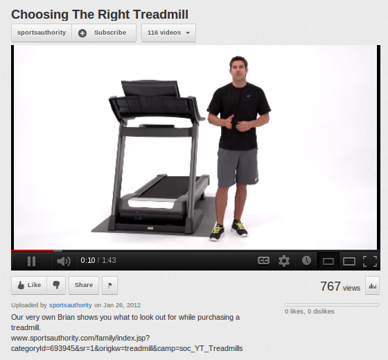elliptical machine yahoo or treadmill
