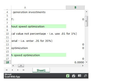 Calculator 6 - Page Speed ROI