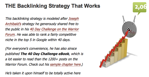 Backlink Strategy That Works