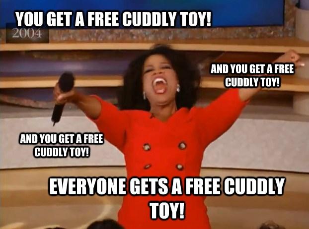 Oprah Giveaway