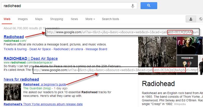 Decoding Google's Referral String (or, how I surviVED Secure