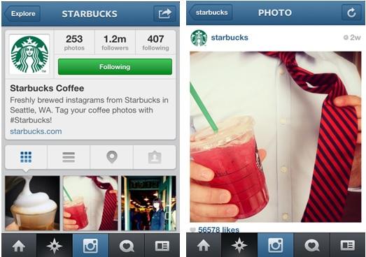 Brands Take To Instagram For Marketing Youmoz Moz