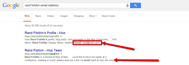 14 Ways to Find Any Email Address in 10 Minutes or Less | SEO - Moz