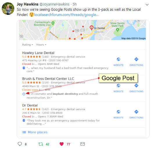 5 Google Business Profile Tweaks To Improve Foot Traffic 3
