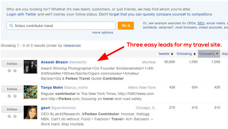 9 Leads to Healthy Link Building - YouMoz - Moz