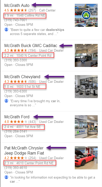 How To Optimize Car Dealership Websites Moz