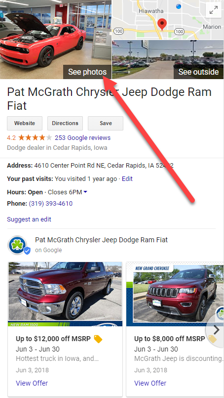 Car Dealership Marketing Plan Template