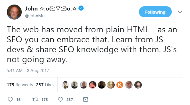 How to Diagnose and Solve JavaScript SEO Issues in 6 Steps 1